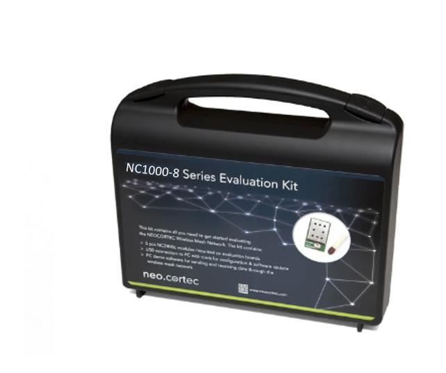 NeoCortec Nc1000C-8 Evaluation Kit