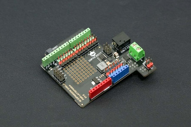 A product image for Gravity IO Expansion Shield for LattePanda