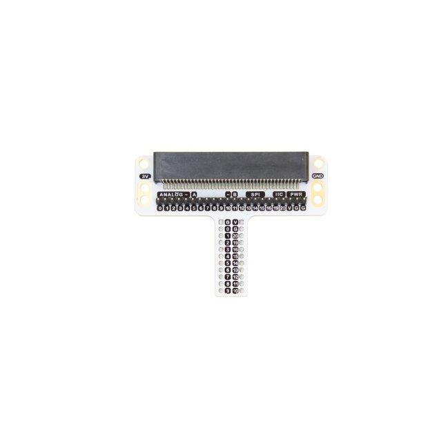 A product image for Pi Supply ブレッドボードアダプタは、マイクロ