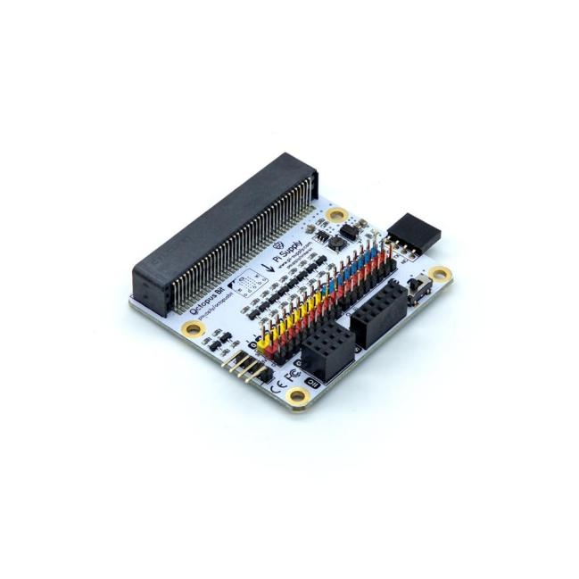 A product image for Pi Supply ブレークアウトボードは、マイクロ