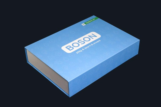A product image for DFRobot BOSON Science Kit for micro:bit