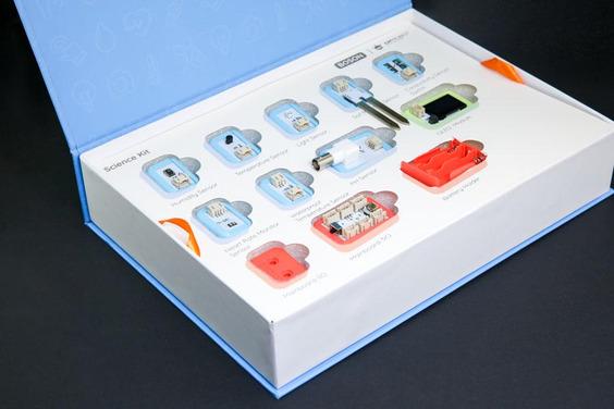 DFRobot BOSON Science Kit for micro:bit