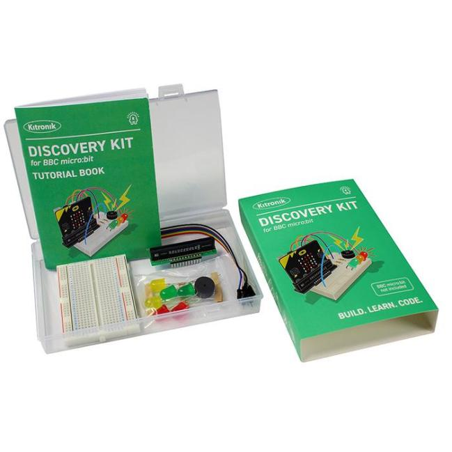 A product image for Kitronik Discovery Kit for the BBC micro:bit