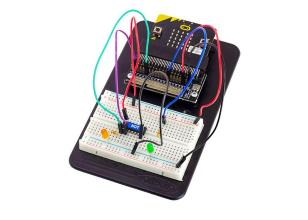 Digital Logic Pack for Kitronik Inventor's Kit for the BBC micro:bit