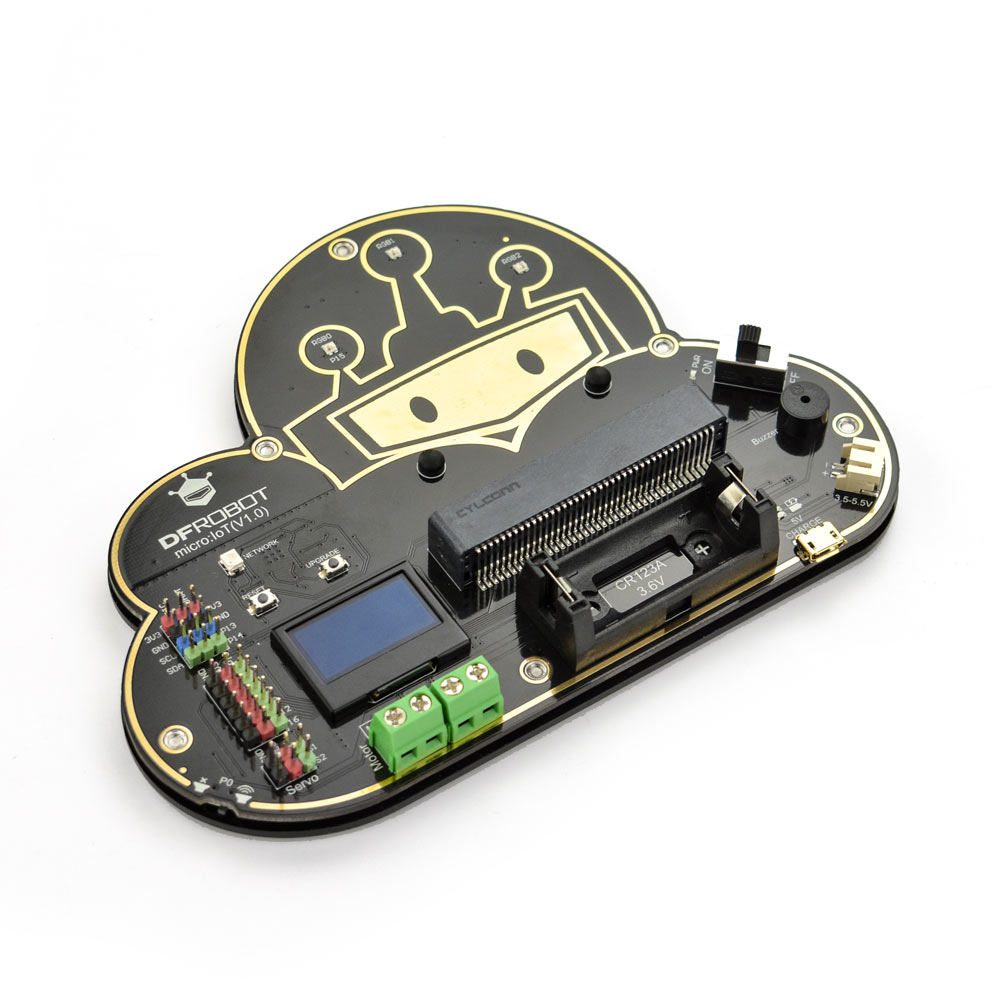 micro: IoT - micro:bit IoT Expansion Board
