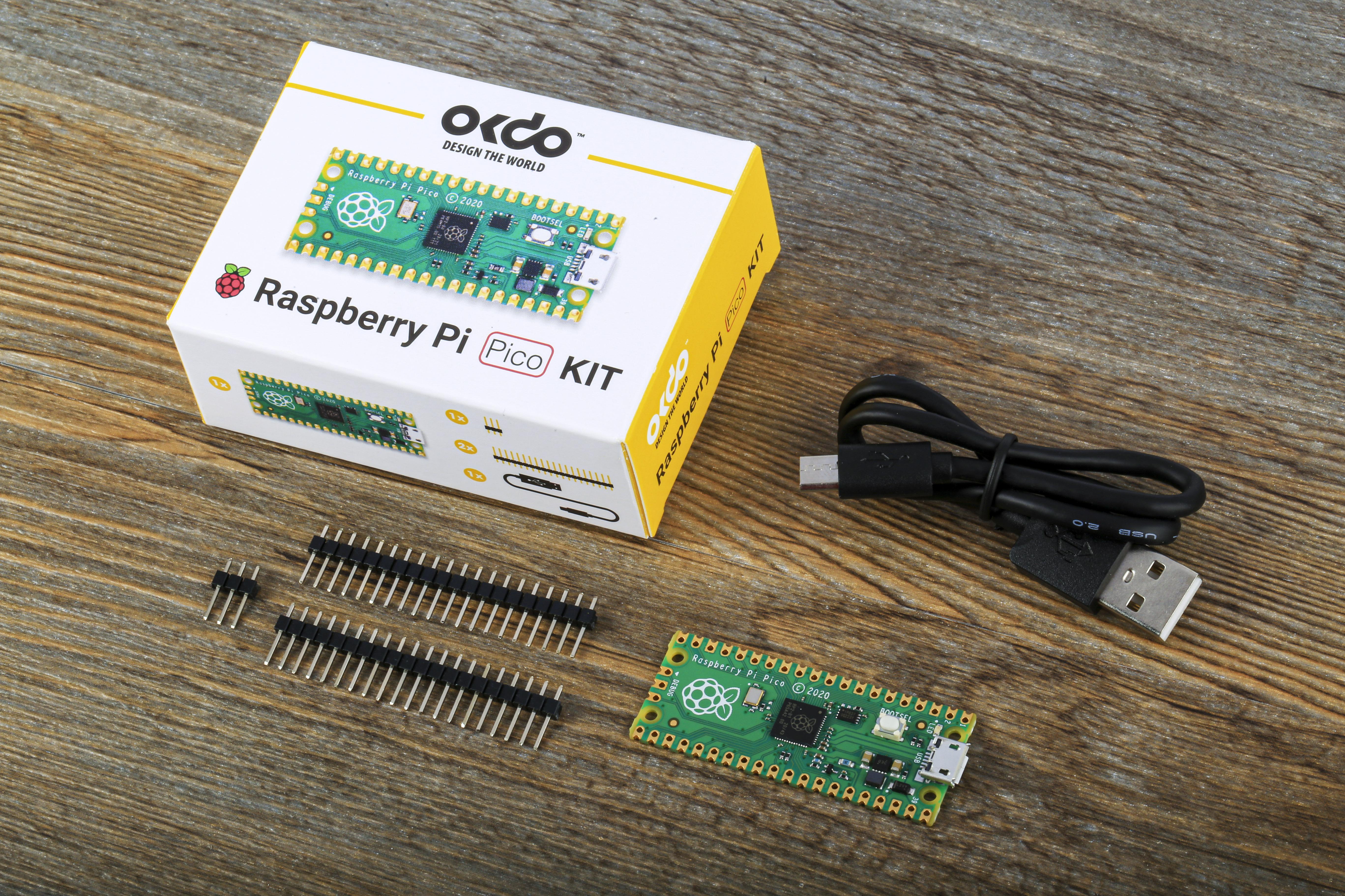 OKdo Raspberry Pi Pico Kit