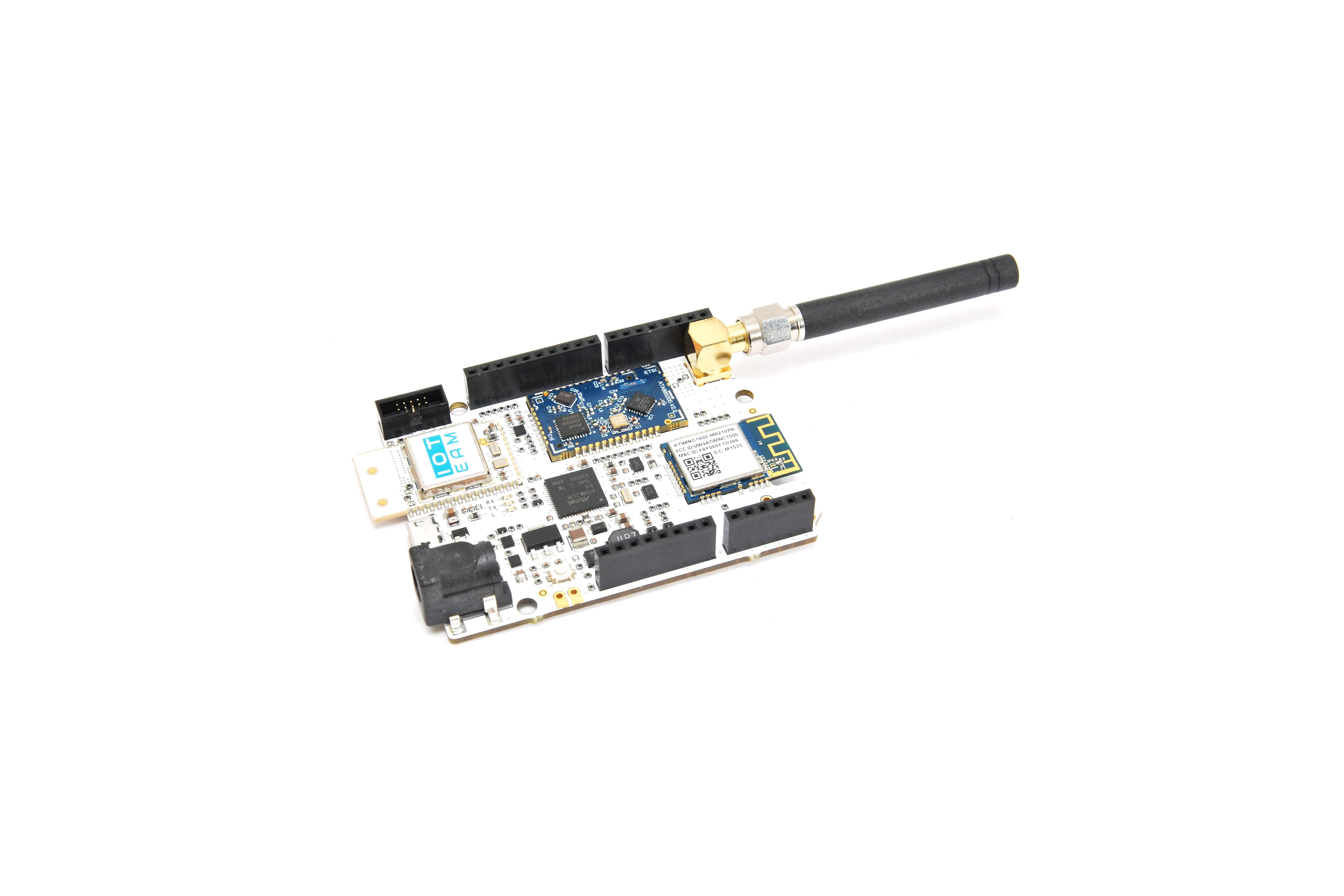 Arrow SmartEverything LION IoT SoM-kaart