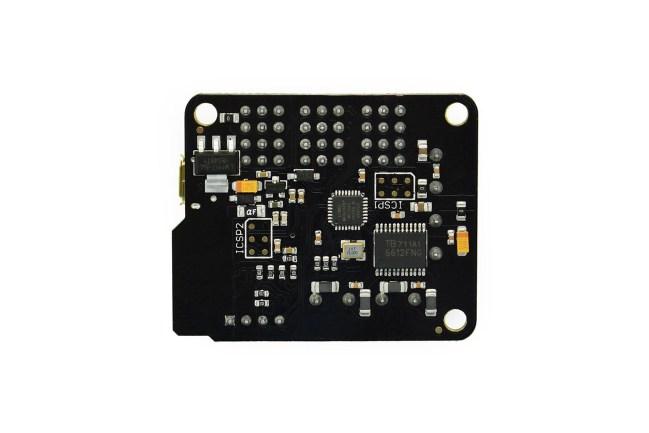 A product image for Romeo BLE Mini Arduino Motor-driverkaart