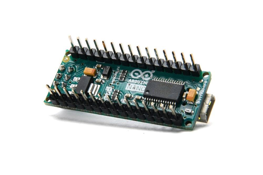 Arduino Nano 3.0-kaart met ATmega328