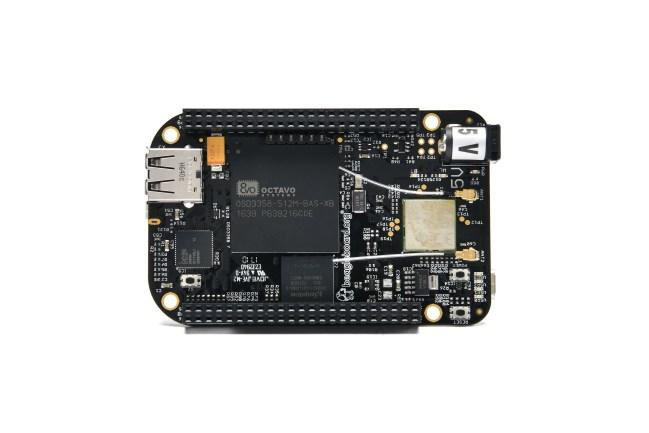 A product image for BeagleBoard.org® BeagleBone® Black Wireless