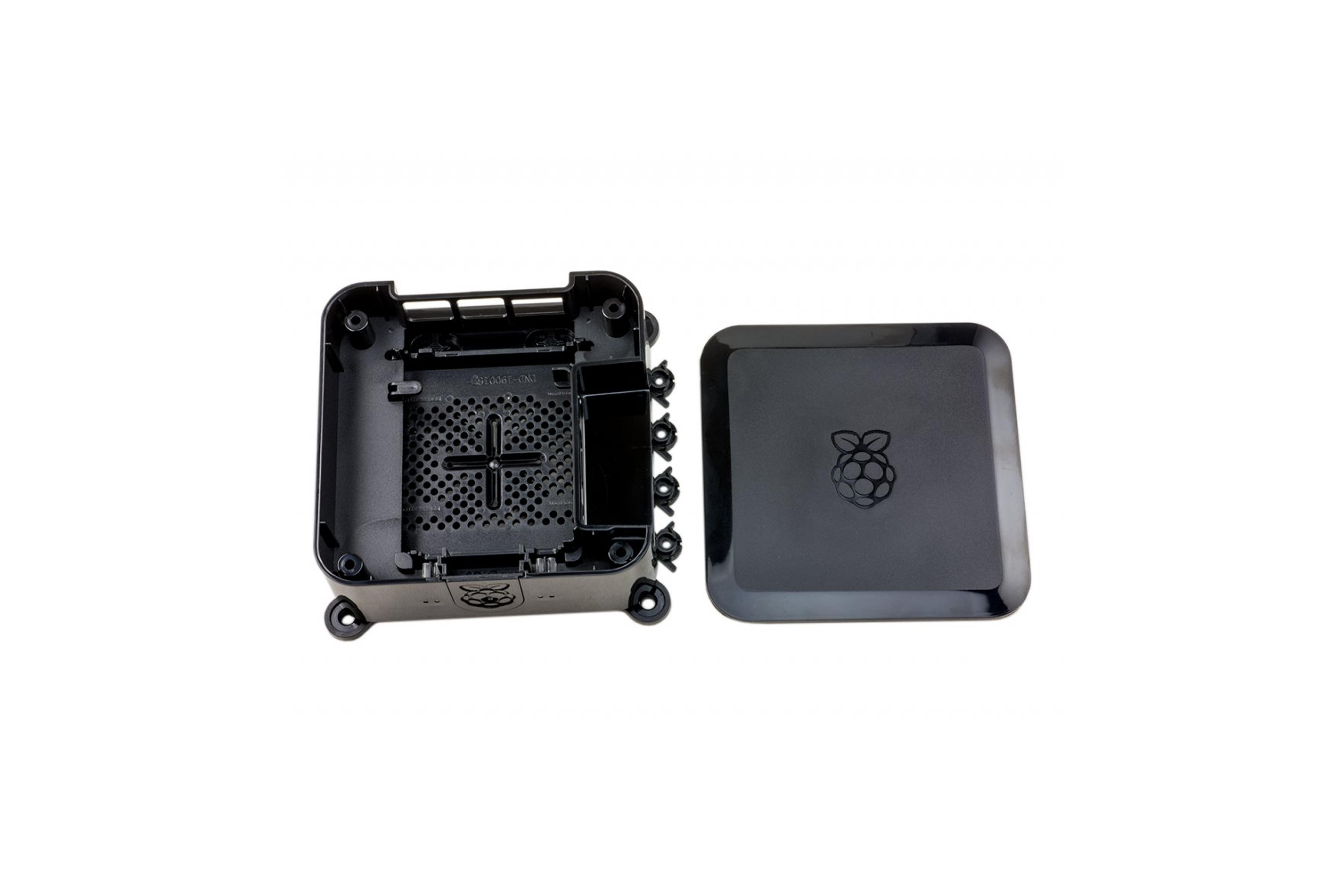Quattro-behuizing met VESA - zwart