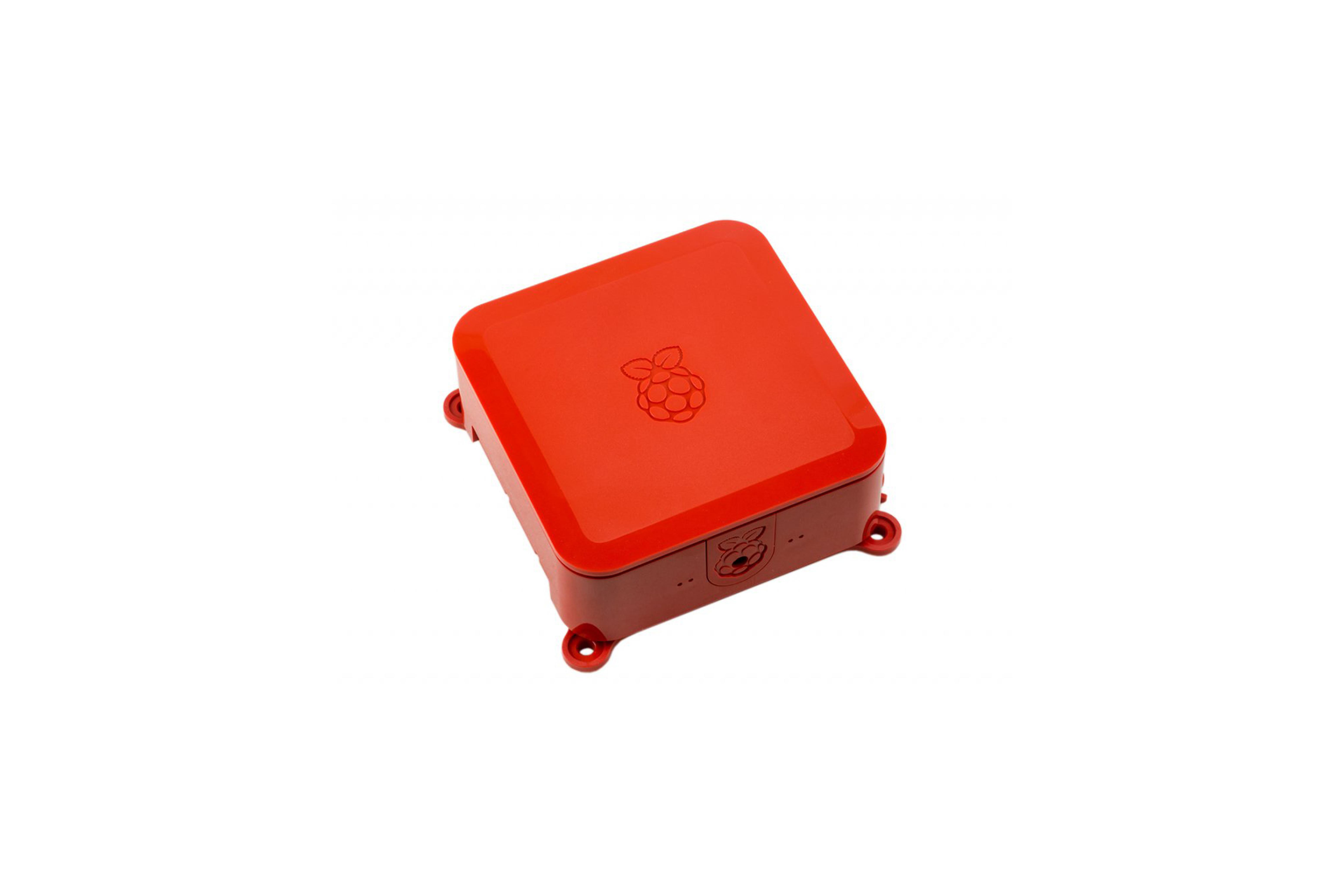 Quattro-behuizing met VESA - rood