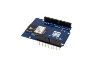 6 LowPAN 2,4 GHz-Arduino Shield PCB-module