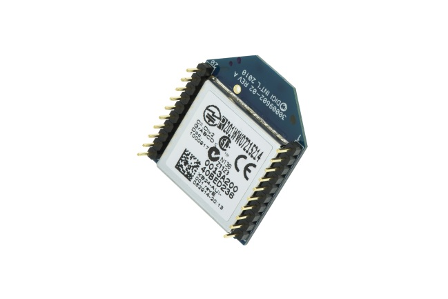 A product image for XBee RF-module met U.FL-connector 1 mW