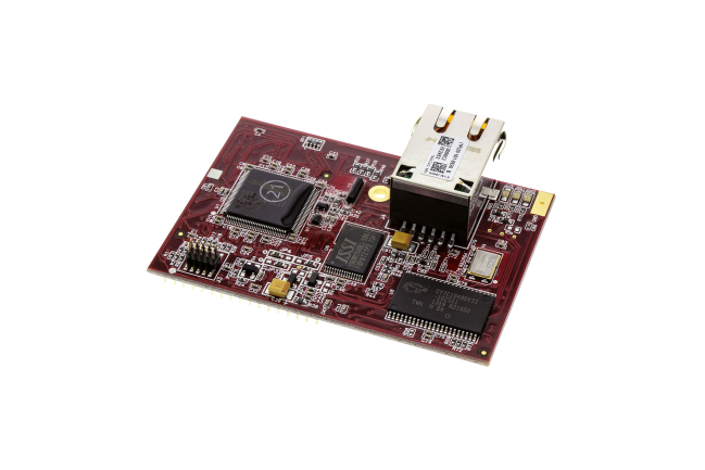 A product image for RCM3200 Core-module