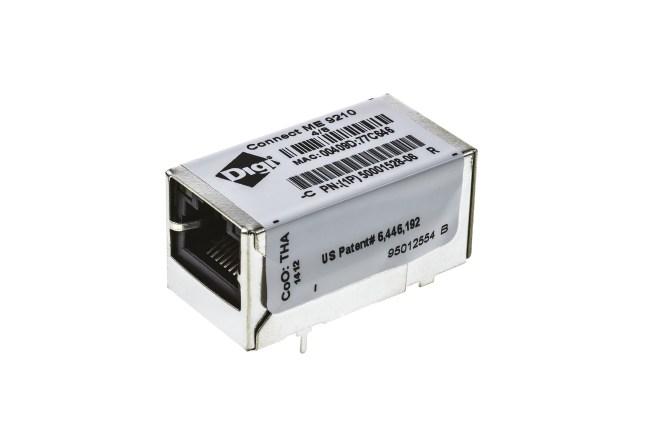 A product image for DIGI Connect-module ME9210