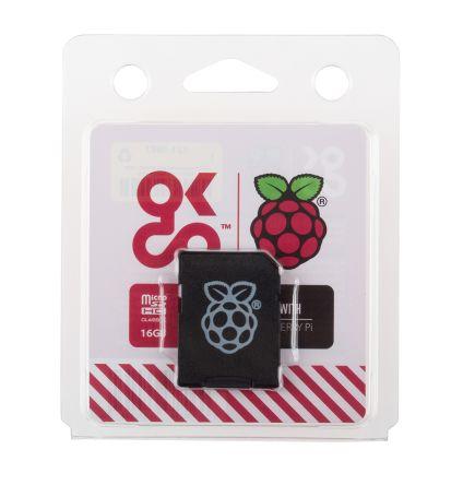 Raspberry Pi 4 4GB Essential Starter Kit EU Version