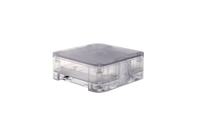 A product image for Quattro-behuizing met VESA – transparant