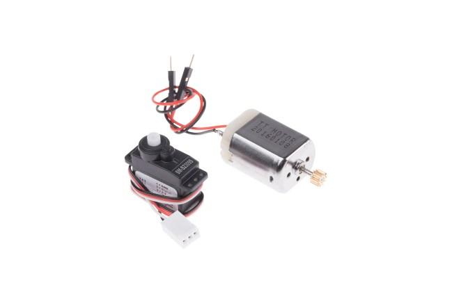 A product image for Arduinostartpakket met UNO-kaart