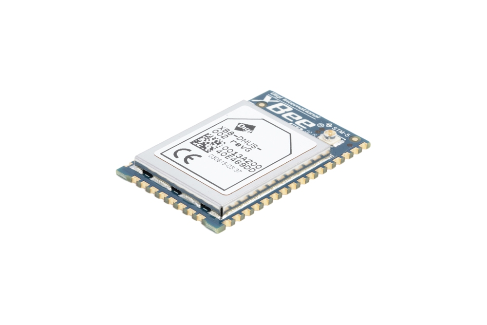 XBee 865/868 MHz LP DigiMesh-module u.FL