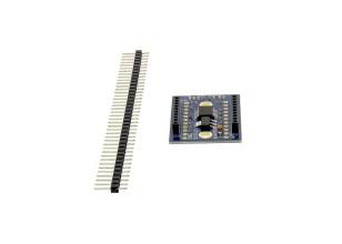 Xbee 5 V/3,3 V Adapterkaart