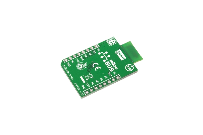 A product image for Bluetooth click mikroBUS