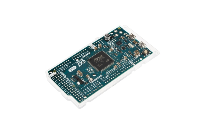 A product image for ArduinoDue zonder headers