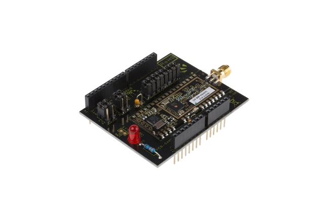 A product image for Arduino-shield voor GAMMA LORA RF-module