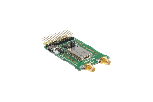 A product image for RN2483 LoRa PICtail/PICtail Plus-kaart