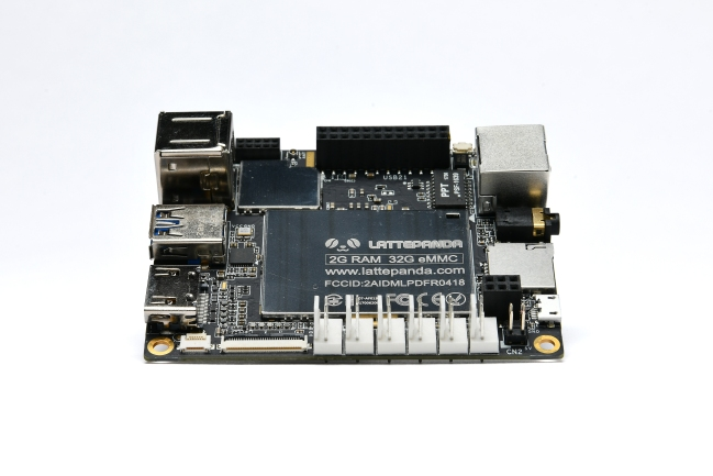 A product image for LattePanda 2 GB/32 GB-computer met licentie