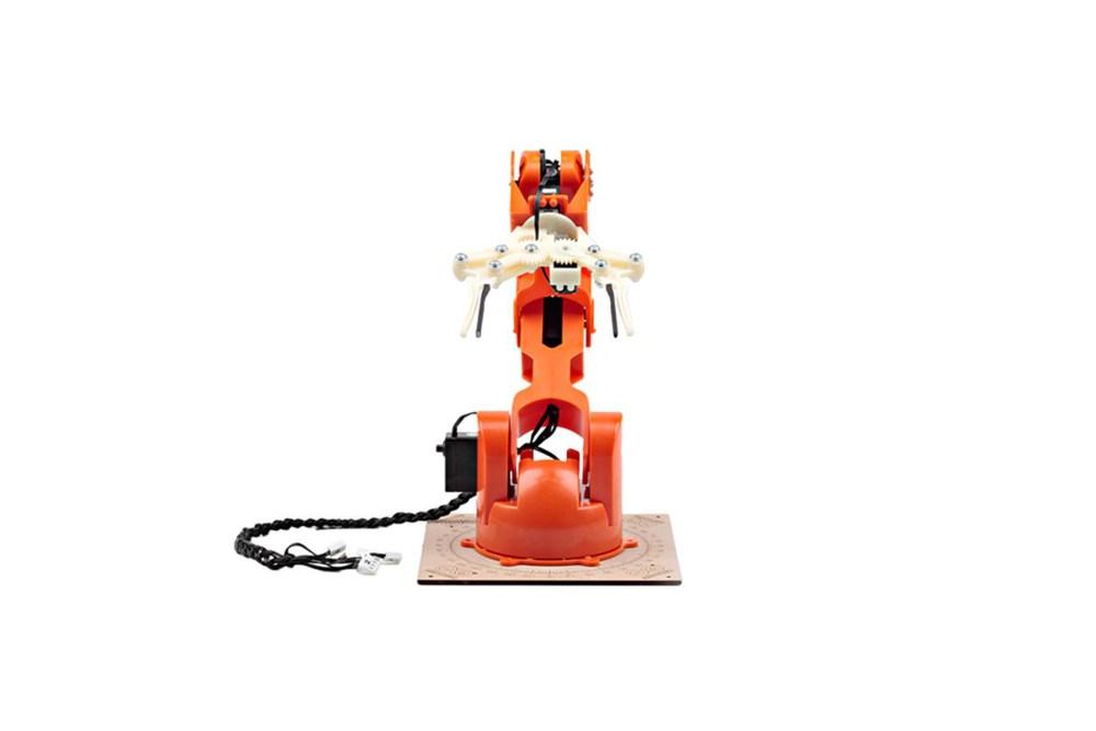 Tinkerkit Braccio Arduino robotarm