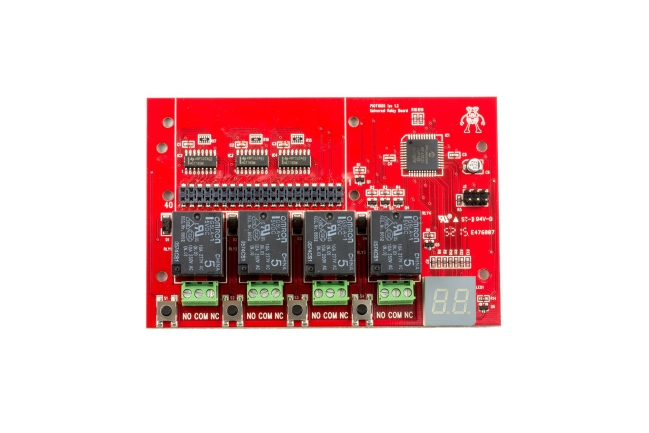 A product image for ModMyPi PiOT Raspberry Pi-relaiskaart