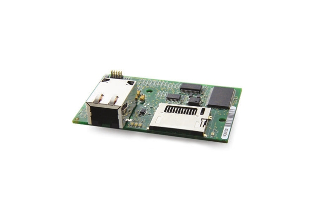 A product image for RCM4300 CORE-MODULE MET SD-KAART I/F