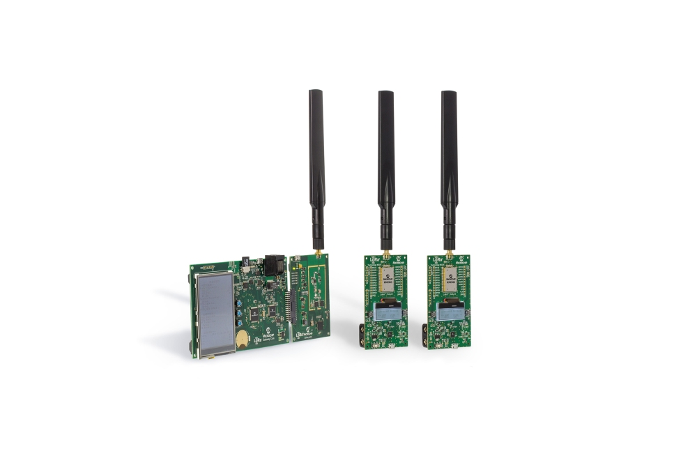 RN2483 LoRa 868 MHz-ontwikkelingskit