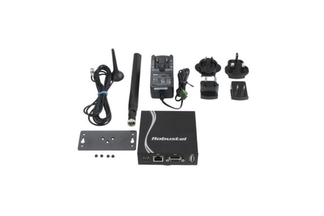 A product image for STARTPAKKET INDUSTRIËLE MODEMROUTER 3G