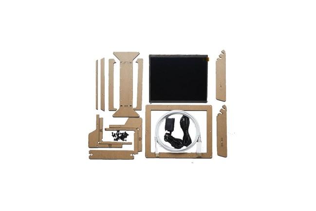 A product image for ADAFRUIT QUALIA 9,7 DISPLAYPORT MONITOR