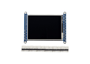 2,8-INCH LCDTOUCHSCREEN ONDERBREKINGSKAART