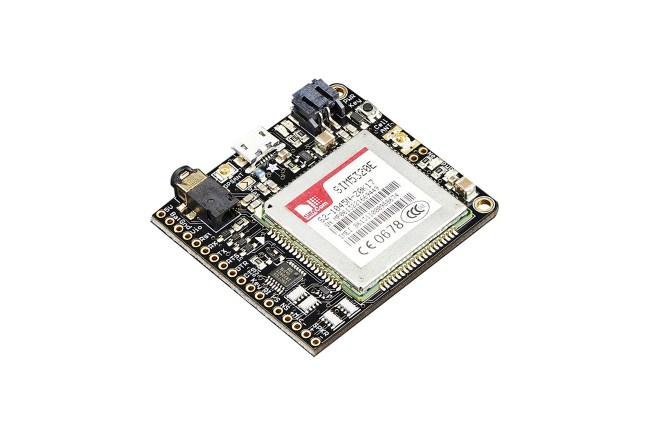 A product image for AdafruitFONA3G gsm-onderbrekingsmodule EU