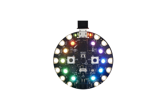 A product image for Circuit Playground-kit Developer Edition