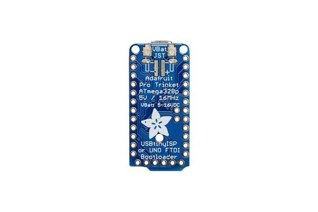 A product image for Adafruit Pro Trinket – 5 V 16 MHz