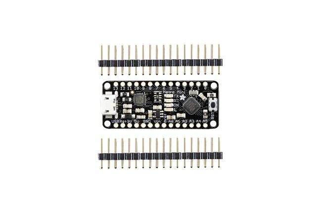 A product image for ADAFRUIT METRO MINI MICROBOARD 5 V 16 MHZ