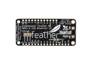 Adafruit Feather M0 Bluefruit LE-bord