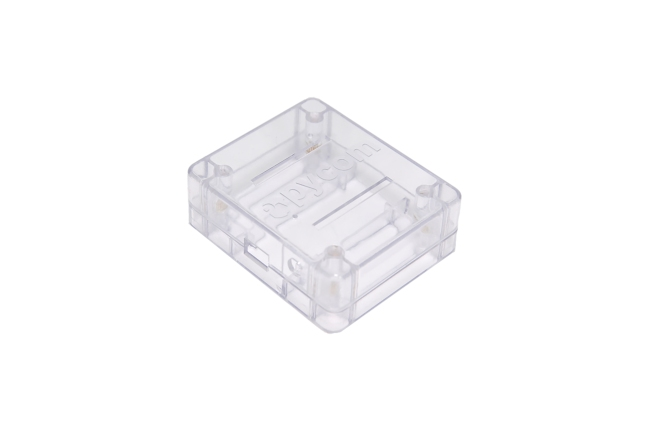 A product image for Behuizing voor WiPy/LoPy/SiPy-kaarten-transparant
