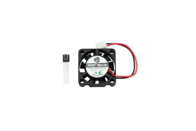 A product image for UPS PICO KOELVENTILATORKIT VOOR RASPBERRY PI