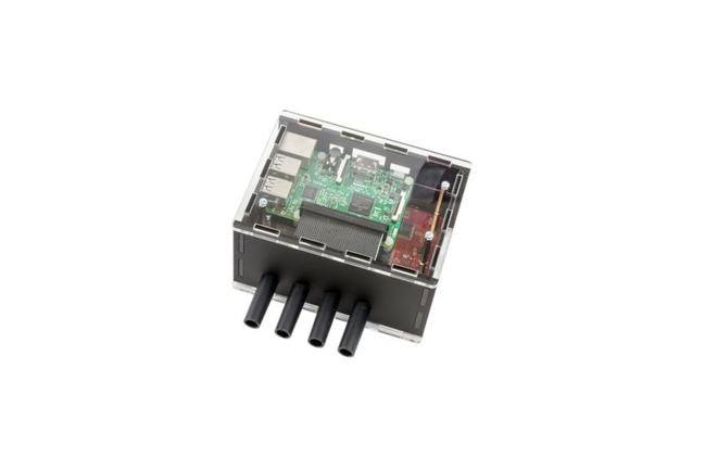 A product image for MODMYPI PIOT RELAISKAARTBEHUIZING
