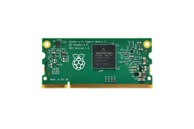 A product image for RaspberryPi Compute Module-ontwikkelingsset