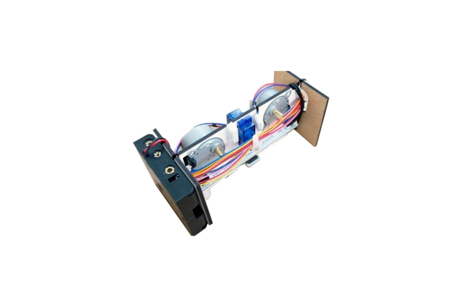 A product image for MIROBOT MAKER-KIT – ALLEEN ELEKTRONICA