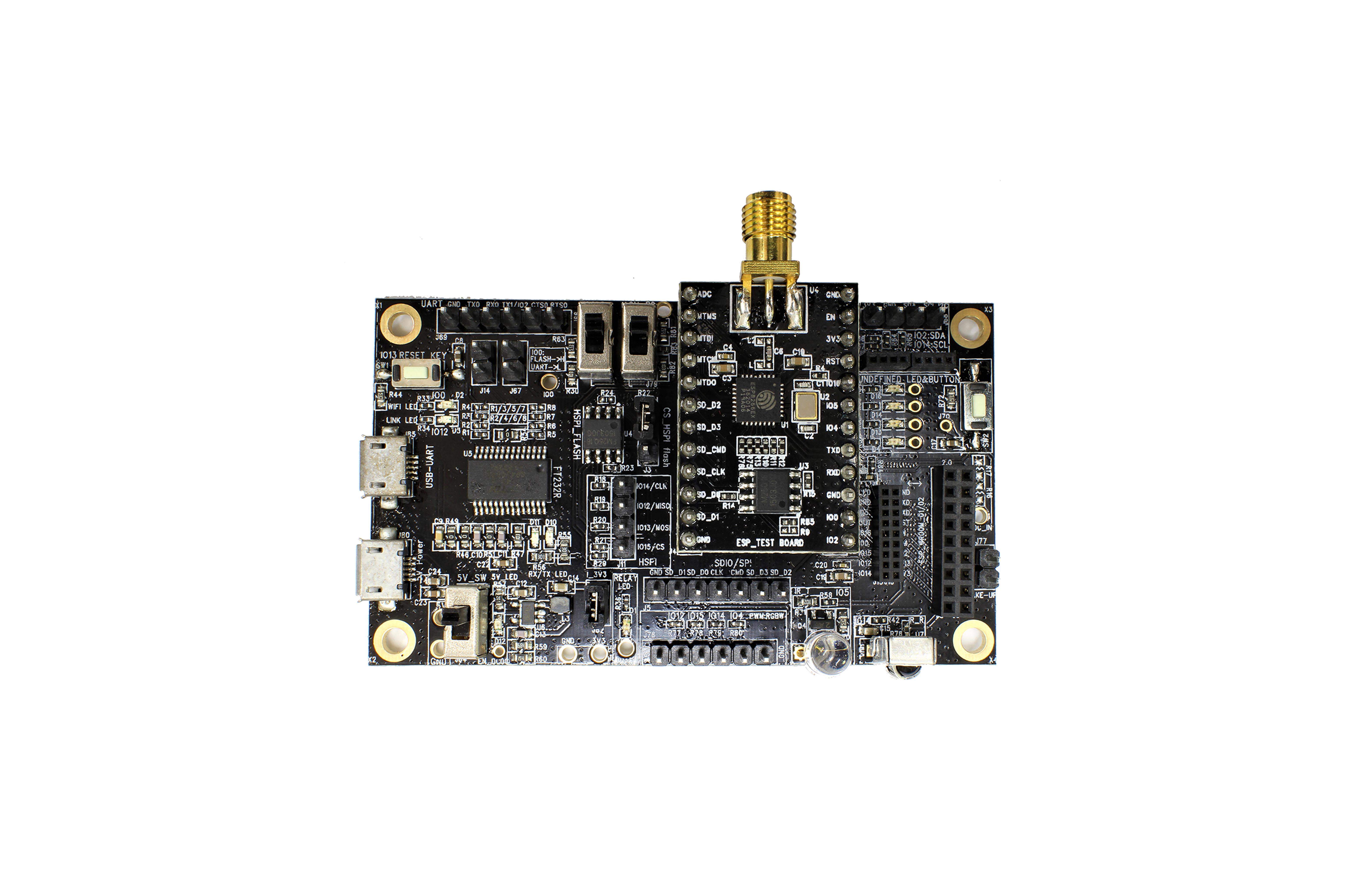 ESP-LAUNCHER ESP8266-ontwikkelingskit
