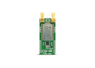 LoRa Click 433/868 MHz-zendontvangerkaart