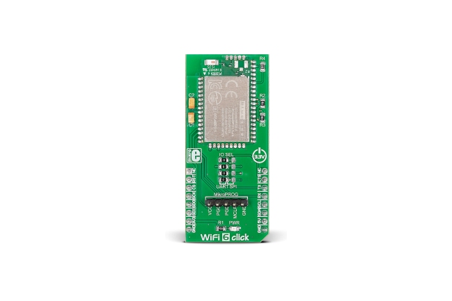 A product image for WIFI 6 CLICK DRAADLOZE LANKAART